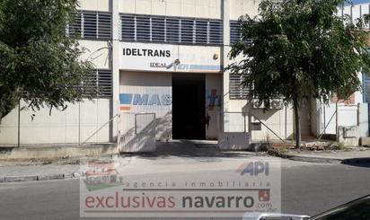 Nave industrial de alquiler en Peligros
