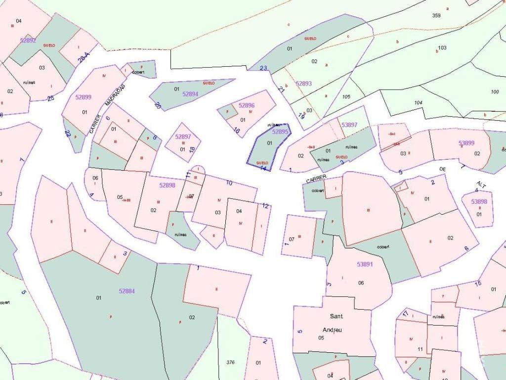 Stadtgrundstück in Valls de Valira (Les). Solar en venta en la noguilla, les valls de valira (lleida) d