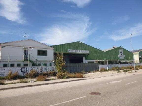 Bâtiment à usage industriel à Alberic. Nave industrial en venta en alberic (valencia) acequia nueva- pa