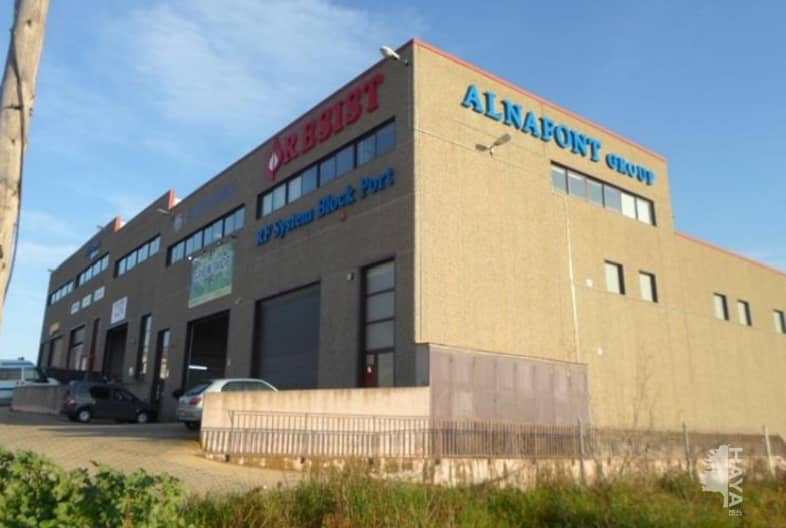 Nave industrial en Mas Florit-Ca la Guidó. Nave industrial en venta en blanes (girona) primer maig