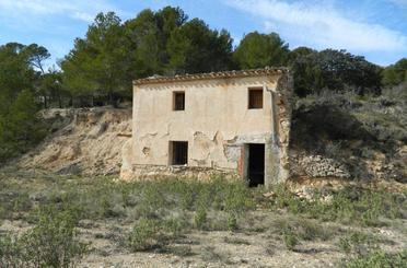 Finca rústica en venta en Alcoyes, Torremanzanas / La Torre de les Maçanes