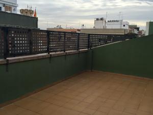 Ático en Alquiler en Major / Centro Ciudad