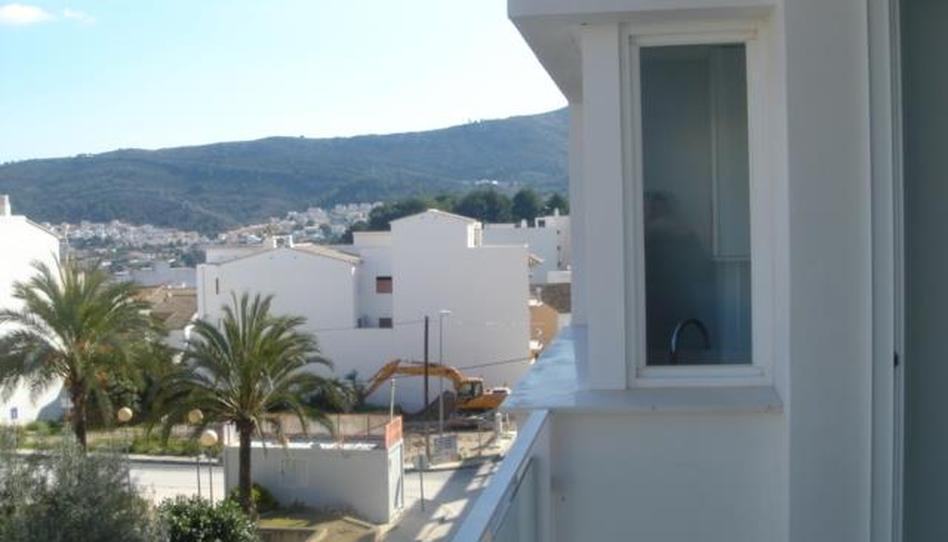 Foto 1 de Ático de alquiler en Benitachell / El Poble Nou de Benitatxell, Alicante