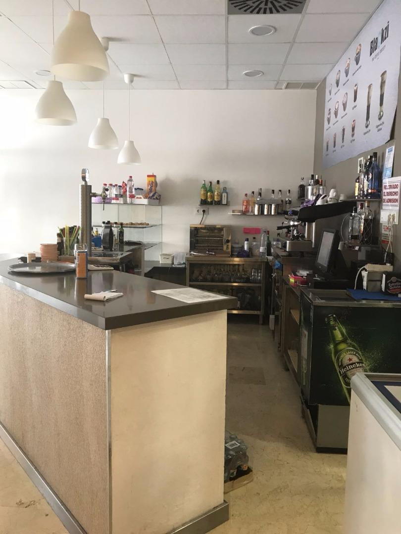 Commercial premises for transfer business in Zona Centro - Ambulatorio