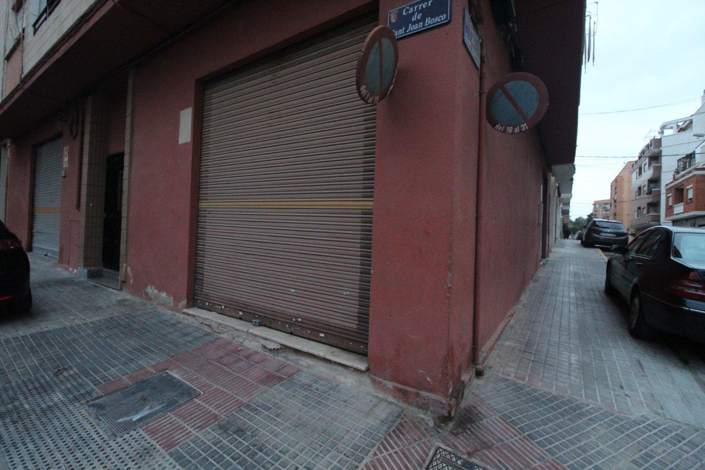 Location Local commercial  Paterna ,alborgí. Bajo en alquiler en alborgi
