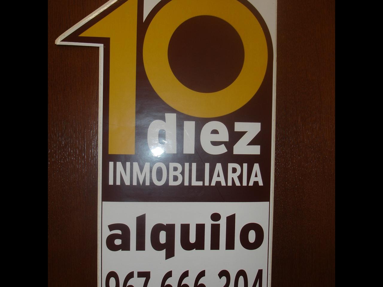 Piso en Centro-paseo de la Cuba - Albacete