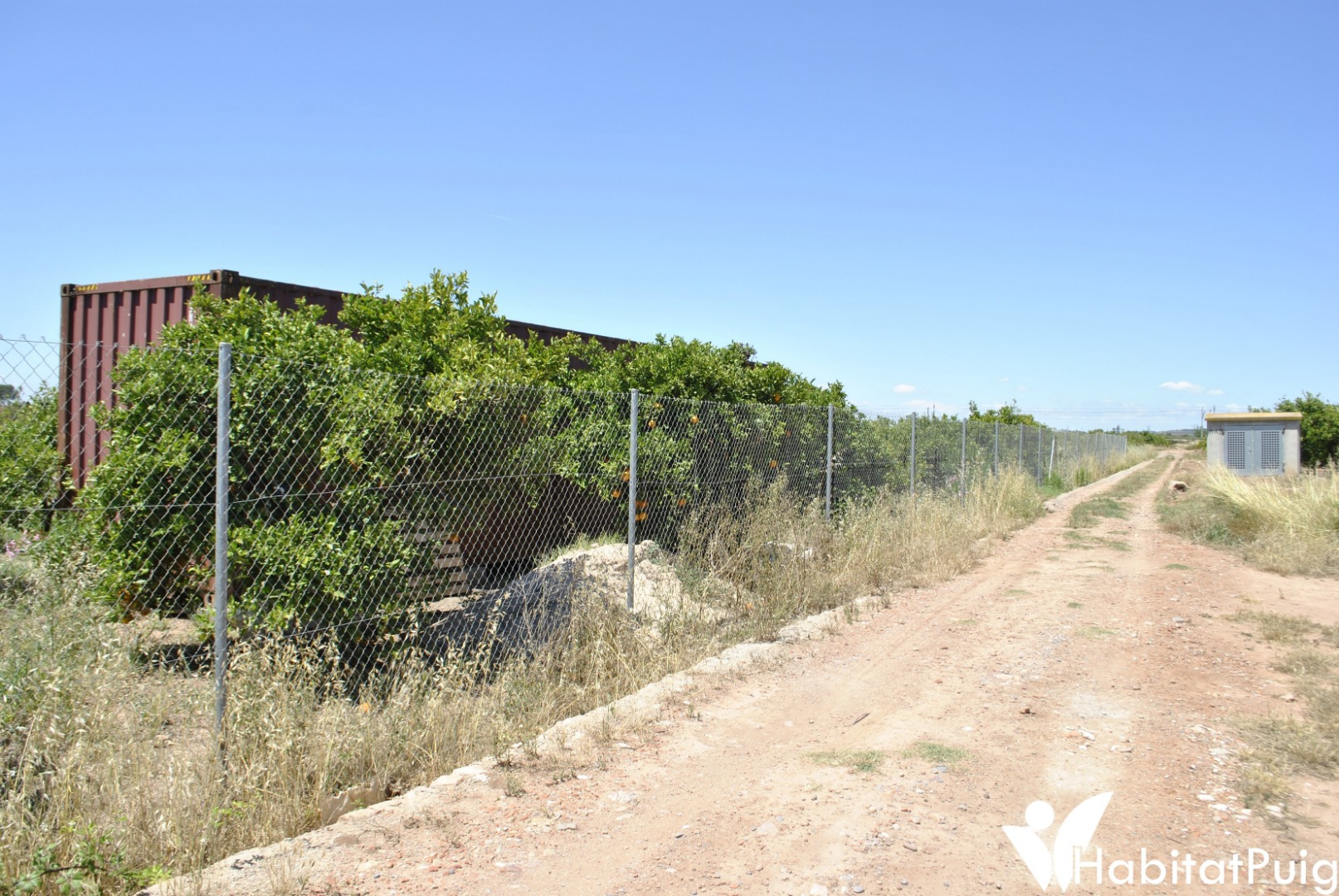 Solar urbà  Avenida de les corts valencianes, 9. Parcela rústica en venta en el Puig!!