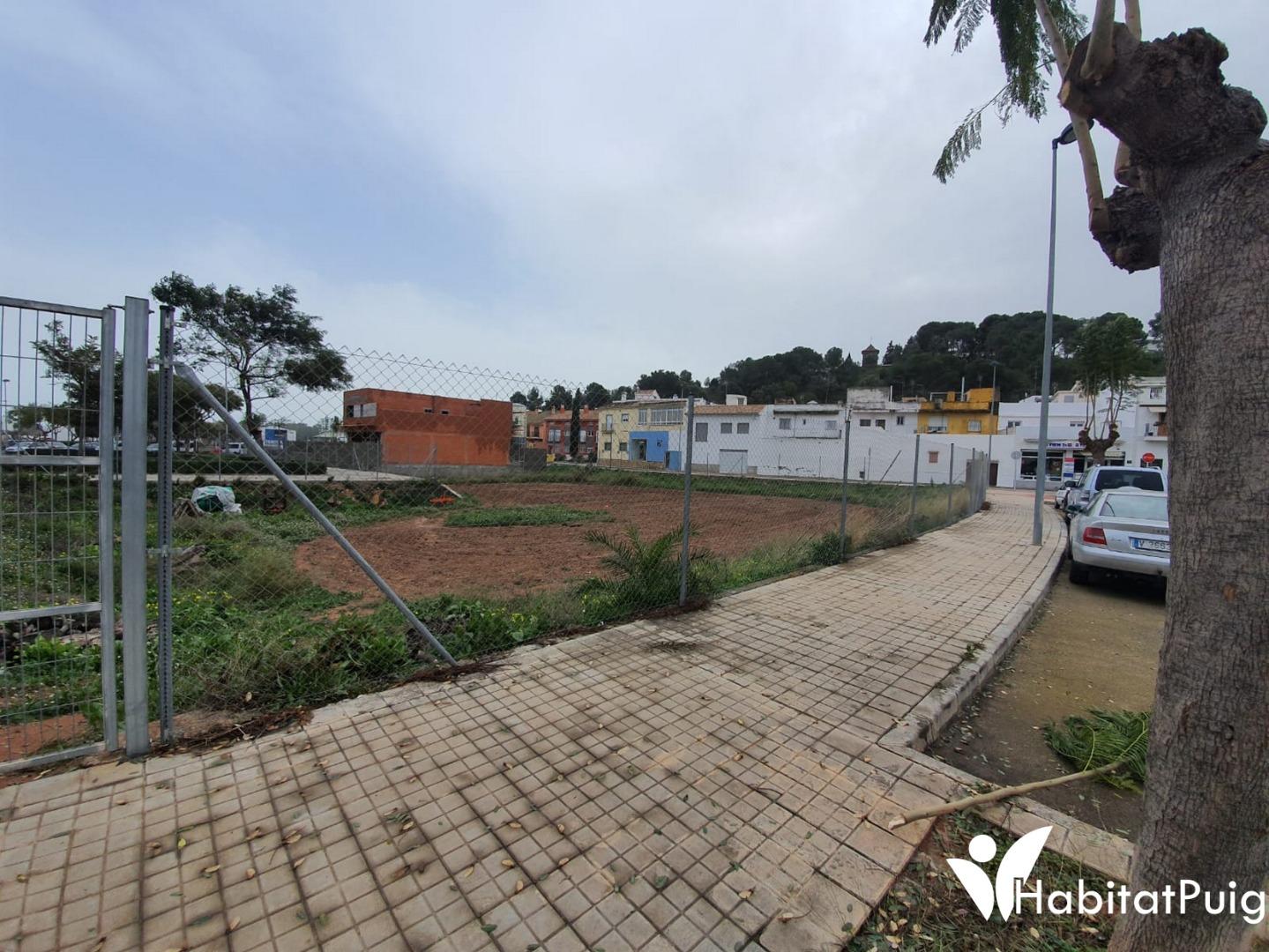 Terrain urbain  Ronda norte. Parcelas en venta en residencial en el puig (puig nord) con exce