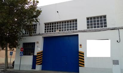 Nave industrial de alquiler en Picanya
