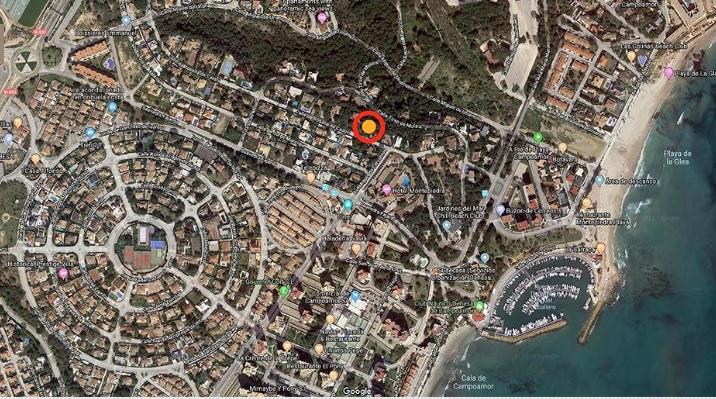 Solar urbà  Calle tirso de molina, 14. Orihuela costa, dehesa de campoamor, parcela de 900m2 para const
