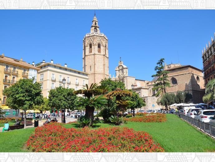 Foto 3 de Piso en Ciutat Vella - El Mercat / El Mercat,  Valencia Capital
