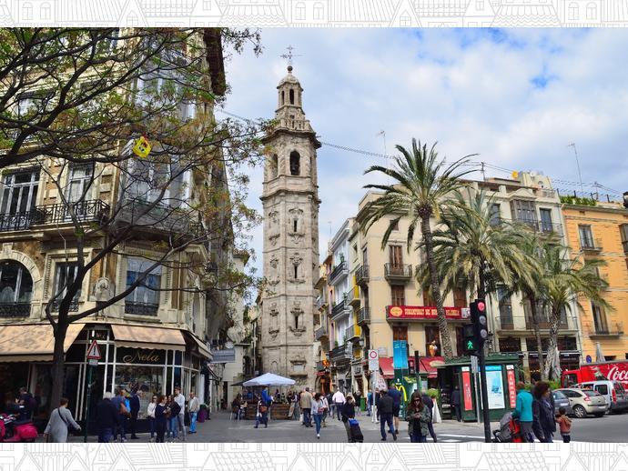 Foto 2 de Piso en Ciutat Vella - El Mercat / El Mercat,  Valencia Capital