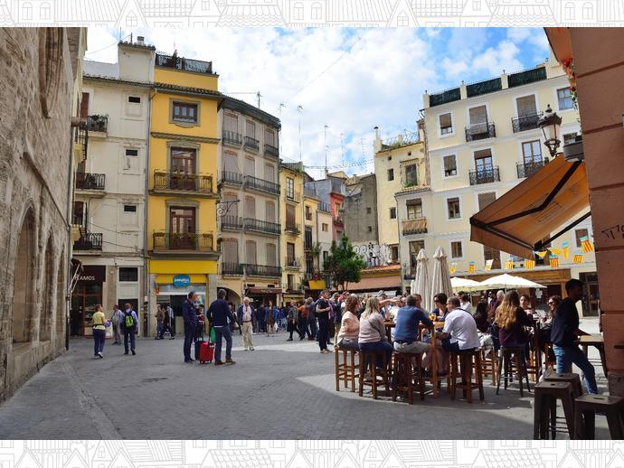 Foto 21 de Piso en Ciutat Vella - El Mercat / El Mercat,  Valencia Capital