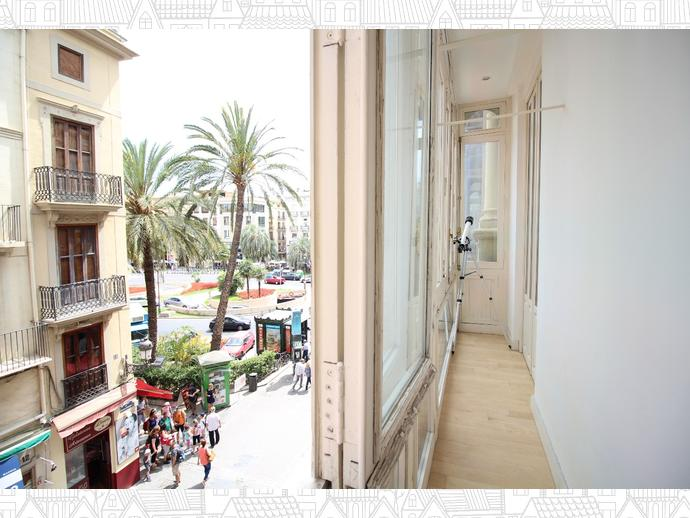Foto 18 de Piso en Ciutat Vella - El Mercat / El Mercat,  Valencia Capital