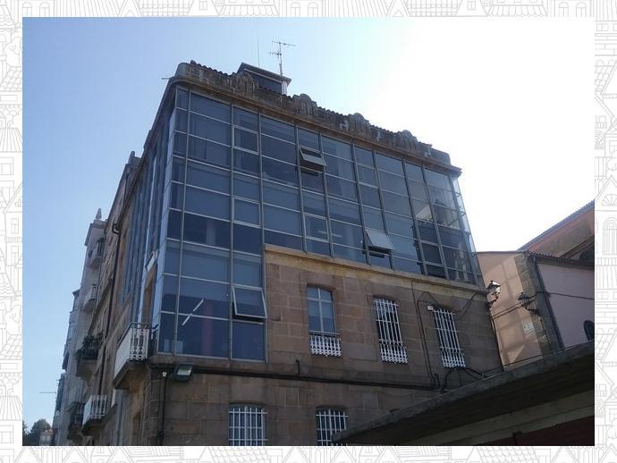 Oficina en vigo en casco urbano en calle san francisco - Alquiler casco vello vigo ...