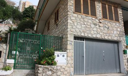 Xalets de lloguer vacacional amb terrassa a España