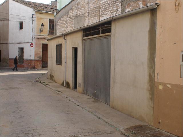 Aparcament cotxe  Calle del rio, 5