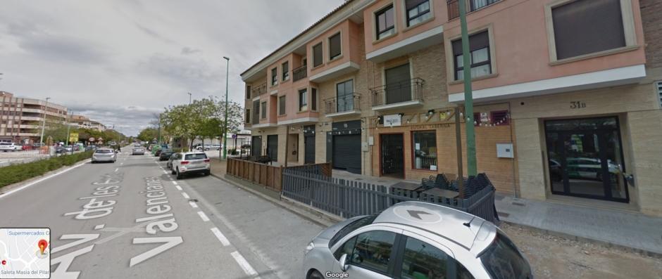 Location Appartement  Calle general pastor. Fantástico piso con ascensor ubicado en la avd. corts valenciane