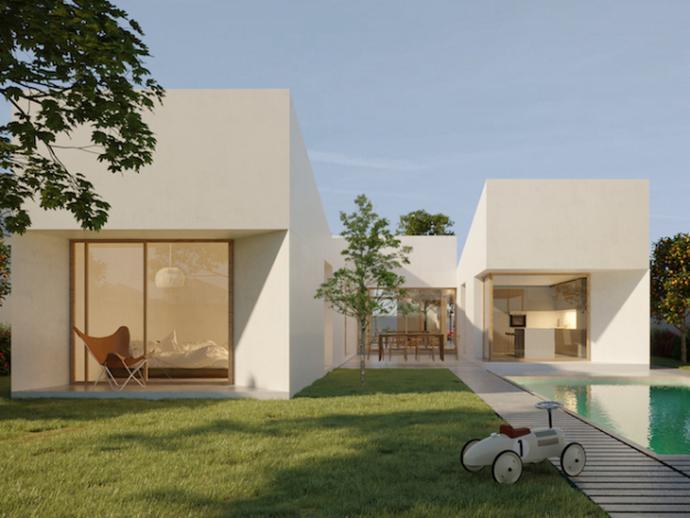 Foto 3 de Casa adosada en venta en Calle Zaragoza Montesol, Valencia