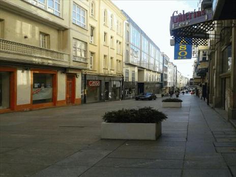 Geschäftsräume zum verkauf in Centro, Ferrol