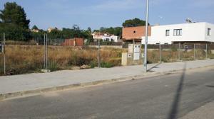 Terreno Residencial en Venta en Montesano, Decathlon / L'Eliana pueblo
