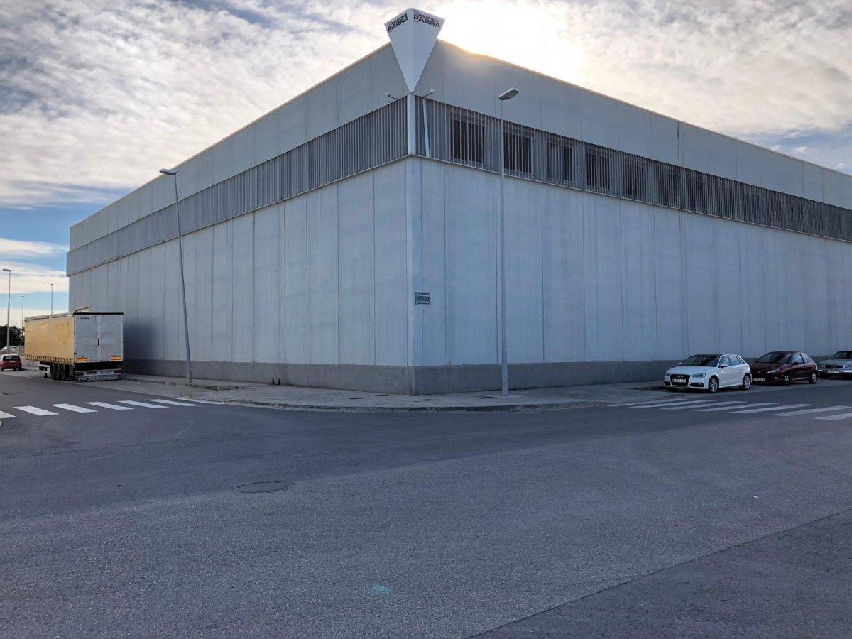 Fabrikhalle  Museros ,museros  zona de. Nave industrial museros