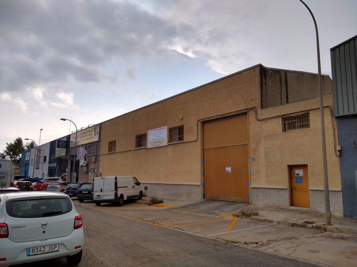 Lloguer Nau industrial  Aldaia ,pol. ind. coscollar. Nave industrial  982 m2 a dos calles. poligono coscollar