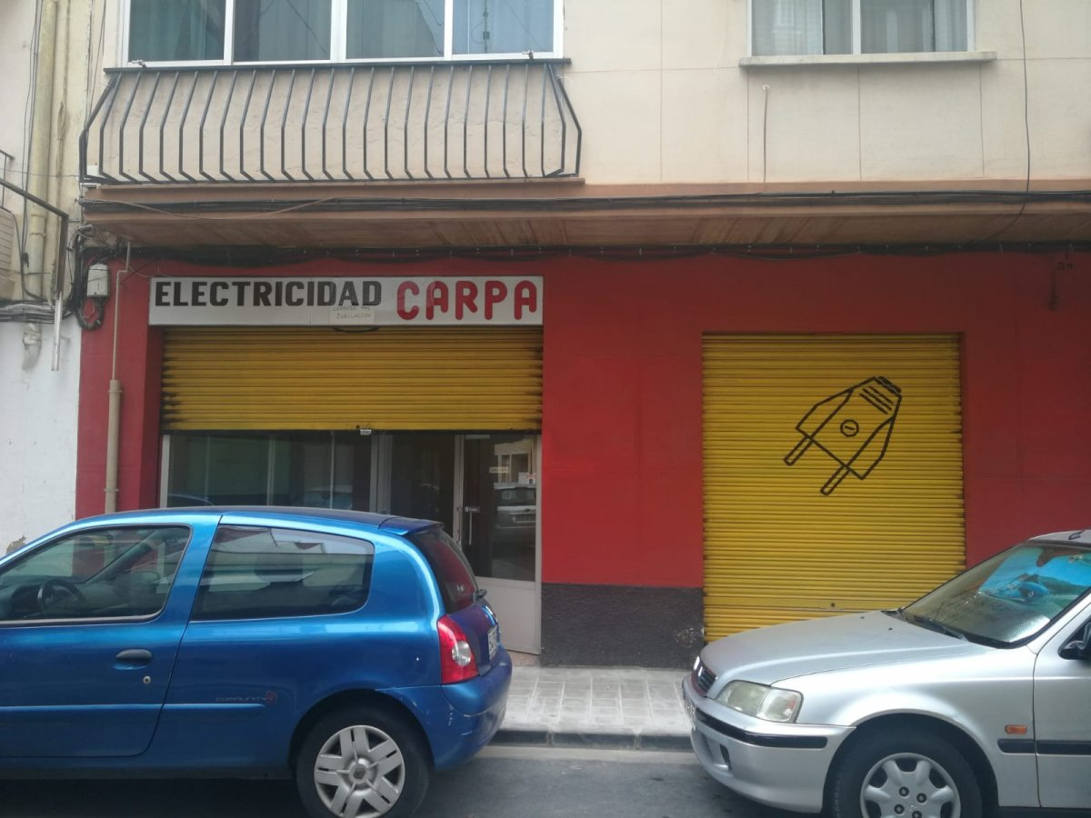 Location Local commercial  Mislata ,cardenal benlloch- mislata. Local comercial con escaparate