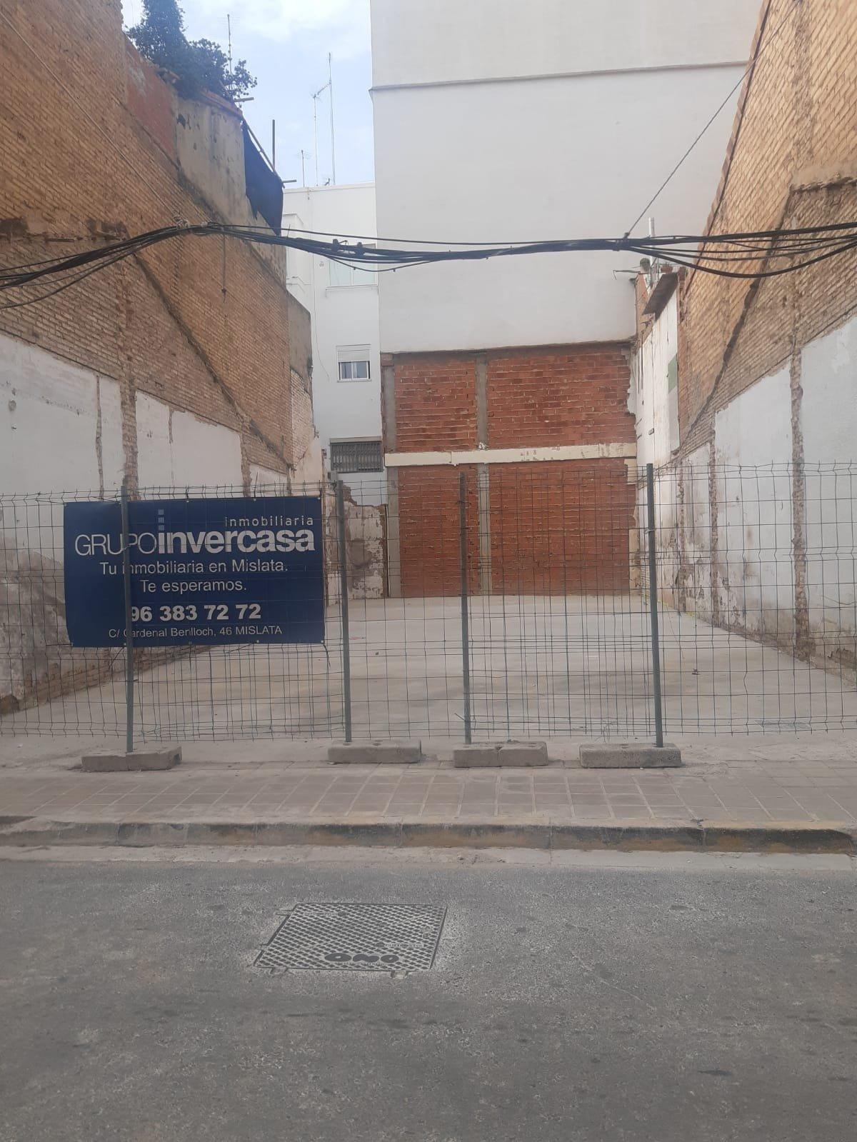 Urban plot  Mislata ,zona avd. del cid - mislata. Solar en venta en zona avenida el cid - mislata