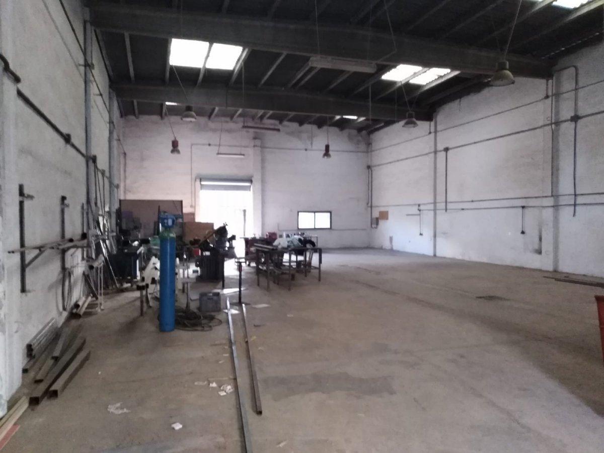 Capannone industriale  Alaquas ,pol. ind. bovalar. Nave industrial 436 mts. poligono bobalar