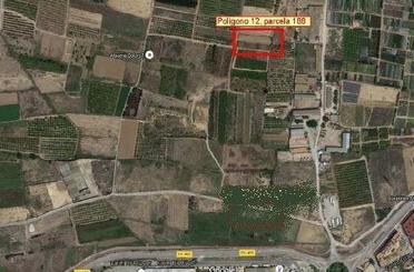 Terreno en venta en Aldaia