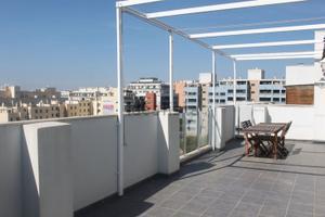 Ático en Venta en Residencial Atico con Dos Terrazas de 35m / Valterna