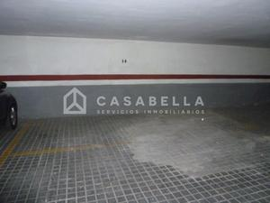 Garajes de alquiler en Valencia Capital