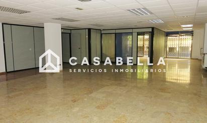 Oficinas de alquiler en Valencia, Zona de