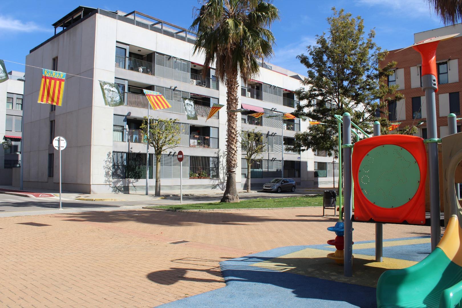 Rent Flat  Paiporta - zona metro - auditorio