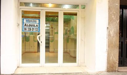 Local de alquiler en Manuel Candela,  Valencia Capital