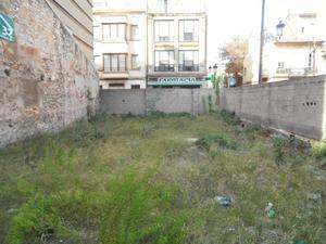 Venta Terreno Terreno Urbanizable c/ jose benlliure ** directo de banco sin comisiones **
