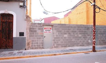 Grundstücke zum verkauf in Calle de San Juan, 25, Meliana
