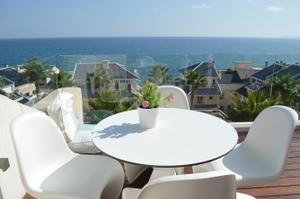 Alquiler Vivienda Casa-Chalet 1ª línea de mar con vistas espectaculares