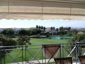 Alquiler Vivienda Piso playa de san juan, 1ª linea de golf