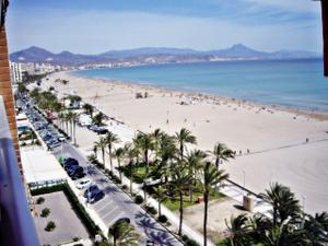 Flat in Sale in Playas - Playa de San Juan - 1era Linea de Playa / Playas