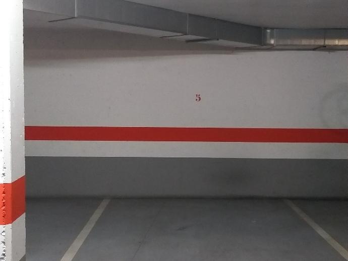 Foto 1 de Garaje en Calle San Jorge, 6 Utebo