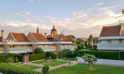 Casas adosadas de alquiler en Zaragoza, Zona de