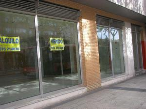 Alquiler Local comercial  mozart