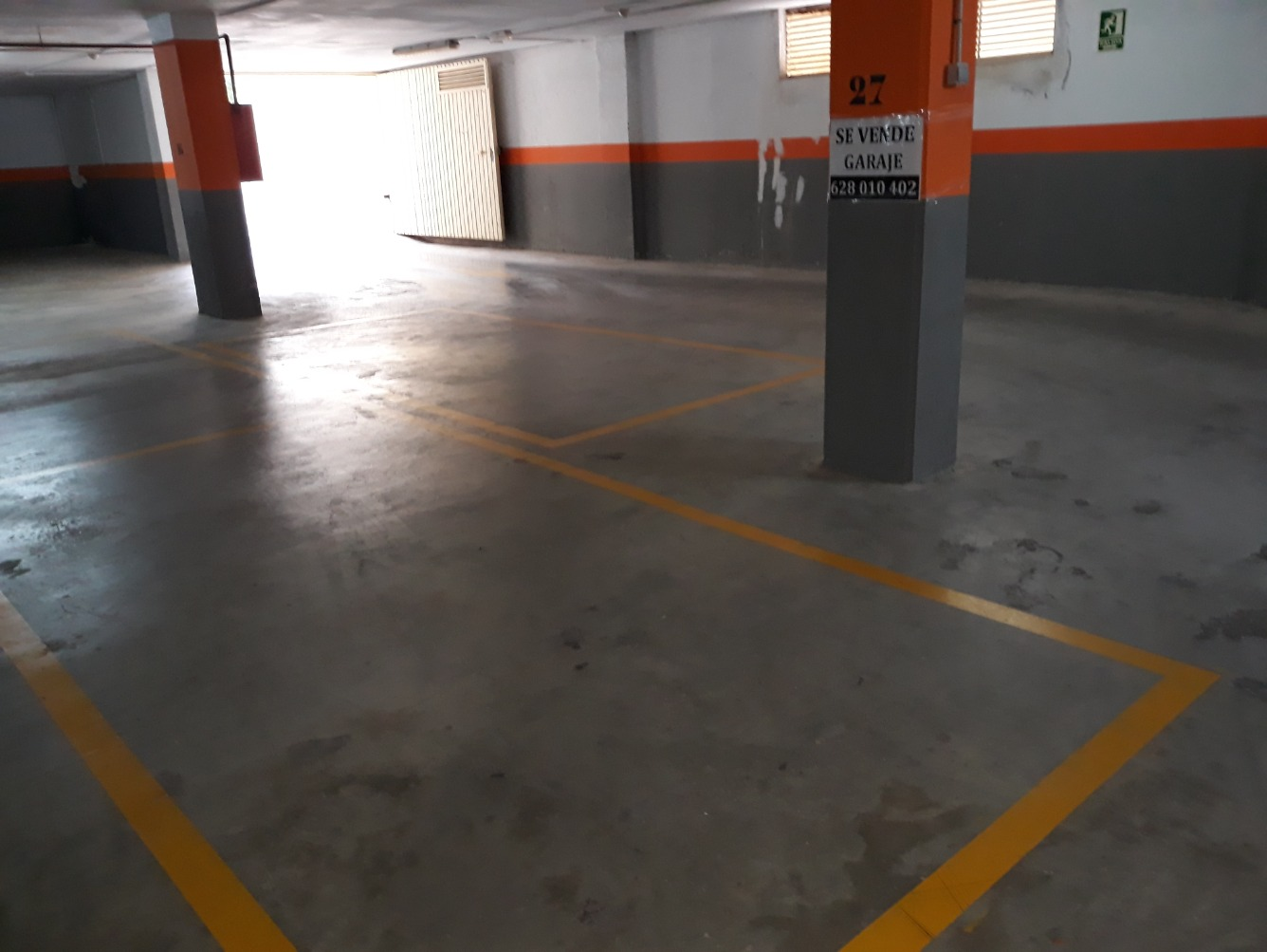 Aparcament cotxe  Calle huesca, 6. Plaza de garaje en playa de Moncofar
