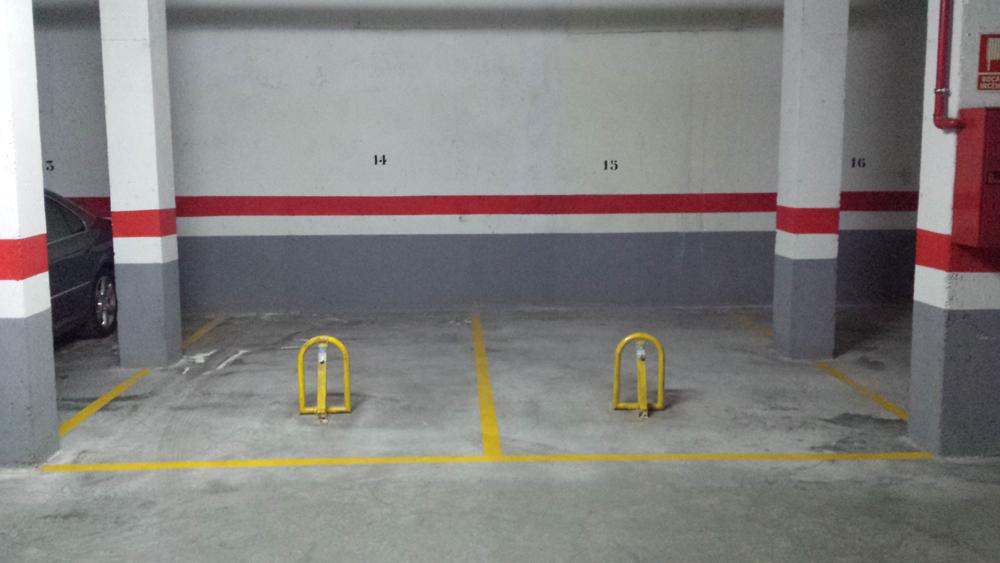 Lloguer Aparcament cotxe  Calle lluís santàngel, 22. Vendo plaza de garaje en Catarroja