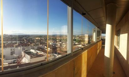 Áticos de alquiler con terraza en Murcia Provincia
