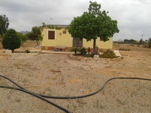 Finca rústica en Venta en Pedanías Oeste - La Aljorra / La Aljorra