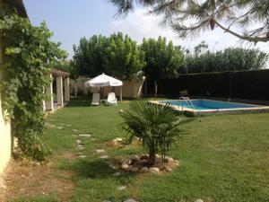 Venta Vivienda Casa-Chalet partida de lleida, 1 ha. terreno, piscina