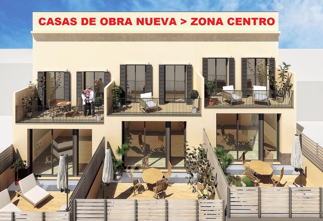 Casa  Calle carrer de santa coloma. Nueva promoción de casas en zona centro.  desde 220m2. ascensor